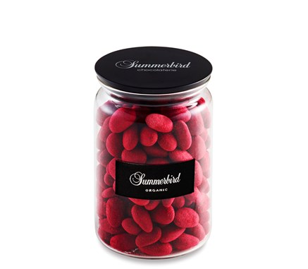 Mandler - Raspberry Red